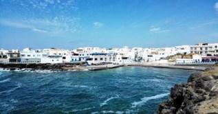 Panorámica de El Cotillo, en Fuerteventura